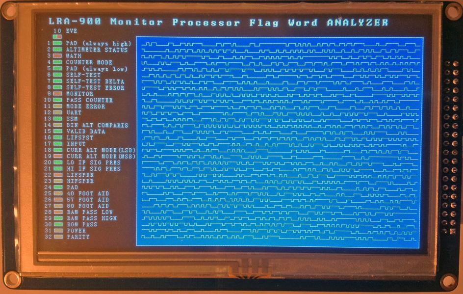 32ch Digital Analyzer for Arduino DUE + TFT 5int Touch